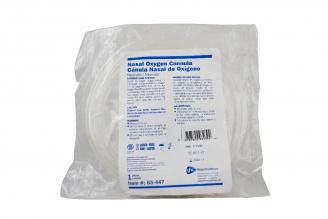 Cánula Nasal Para Oxígeno Neonatal Bolsa Con 1 Unidad