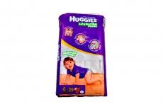 Pañal Huggies Upgo Grande Paquetex36 Und / Kimberly