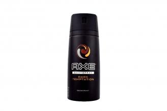 Desodorante Axe Body Spray Dark Temptation Frasco Con 150 mL