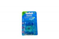 Oral B Seda Dental Satin Tape Caja Con 25 Metros