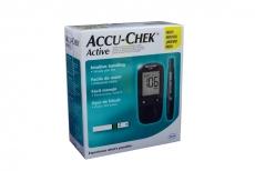 Accu - Chek Active Caja Con 1 Medidor de Glucemia