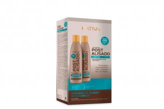 Tratamiento Kativa Post Alisado Keratina Frasco Con 250 mL