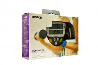 Monitor de Grasa Corporal HBF-306INT Caja Con 1 Unidad