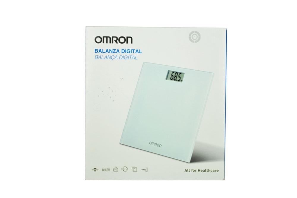 Balanza Digital Omron HN-289-LA Caja Con 1 Unidad