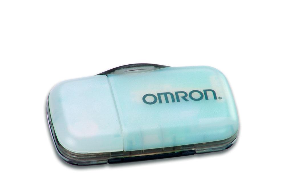 Podómetro 1 Axis Omron HJ-002LA Caja Con 1 Unidad