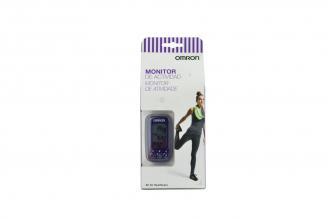 Monitor de Actividad (Podómetro) HJA-310-LA Caja Con 1 Unidad