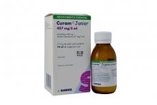 Curam Junior 457 mg / 5 mL Caja Con Frasco Con 70 mL Rx2