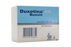Duxetina 60 mg Caja Con 30 Cápsulas Rx4