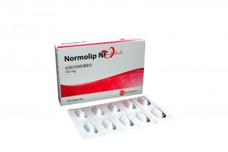 Normolip NF 135 mg Caja Con 30 Cápsulas Rx4
