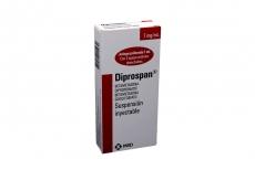 Diprospan Suspensión Inyectable 7 mg / mL Caja Con 1 Jeringa Prellenada Con 1 mL Rx
