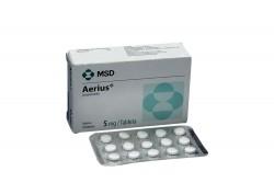 Aerius 5 mg Caja Con 30 Tabletas Rx