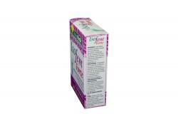 Isofem Forte 40 / 200 mg / 150 UI Caja Con 30 Tabletas Recubiertas