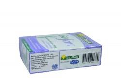 Isofem 25 / 600 mg / 200 U.I Caja Con 30 Tabletas Recubiertas