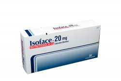 Isoface 20 mg Caja Con 30 Cápsulas De Gelatina Blanda Rx5