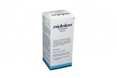 Nidolon Suspensión 1% Caja Con Frasco Con 60 mL Rx