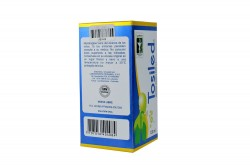 Tosiled Jarabe Caja Con Frasco Con 120 mL