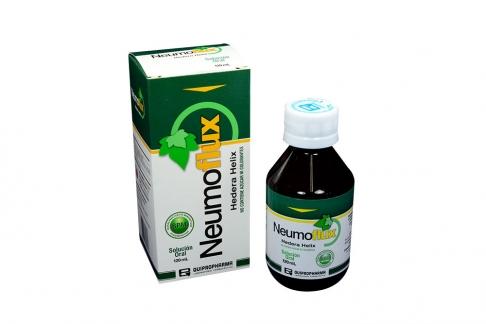 Neumoflux Frasco x 120 mL Solución Oral