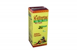 Mieltertos Jarabe Sabor Mentholyptus Caja Con Frasco x 240 mL