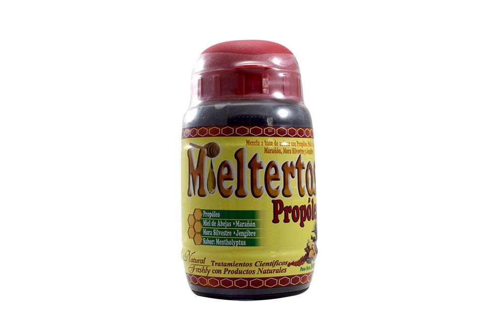 Mieltertos Propóleo Jalea Frasco Con 350 mg