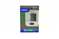 Omron Monitor de Presión Arterial de Brazo Automático- Control HEM-7121-LA - Caja Con 1 Unidad