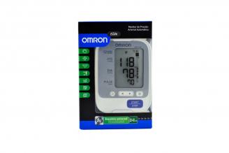 Omron Elite Monitor de Presión Arterial de Brazo Automático- HEM-7130-LA Caja Con 1 Unidad