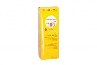 Photoderm Max SPF 100 Crema Caja Con Tubo Con 40 mL
