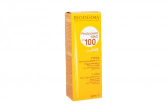 Photoderm Max En Crema SPF 100 Caja Con Tubo Con 40 mL