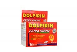 Dolpirin Extra Fuerte Caja Con 48 Tabletas – Analgésico