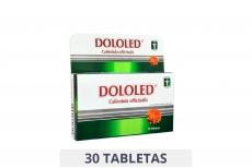 Dololed Caléndula Caja Con 30 Tabletas