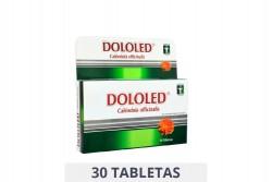 Dololed Caléndula 150 mg Caja Con 30 Tabletas