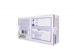Guante Nitrilo Alfa Azul Talla S Caja Con 100 Unidades