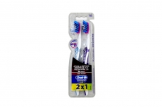Cepillo Dental Oral B 3D White Proflex 2 x 1 Empaque Con 2 Unidades