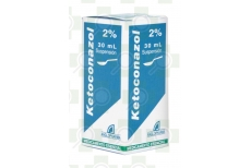 Ketoconazol Suspensión 2% Caja Con Frasco x 30 mL Rx