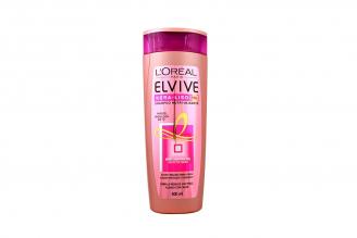 Shampoo Elvive Kera-Liso Frasco Con 400 mL