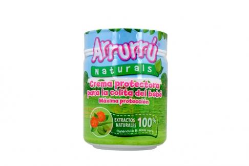 Arrurú Naturals Crema Antipañalistis Hipoalergénica Caja Con Envase Con 100 g Y Envase Con 25 g