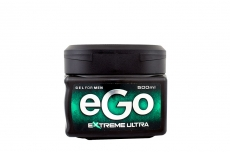 Gel Para Peinar Ego For Men Extreme Ultra Pote Con 500 mL