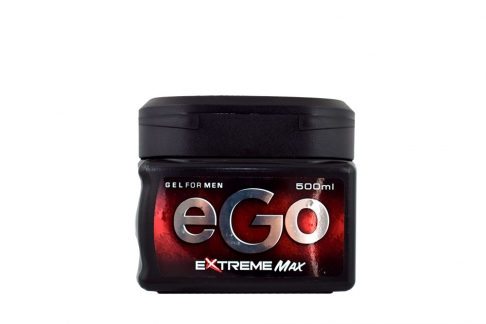 Gel Ego Extreme Max Frasco Con 500 mL