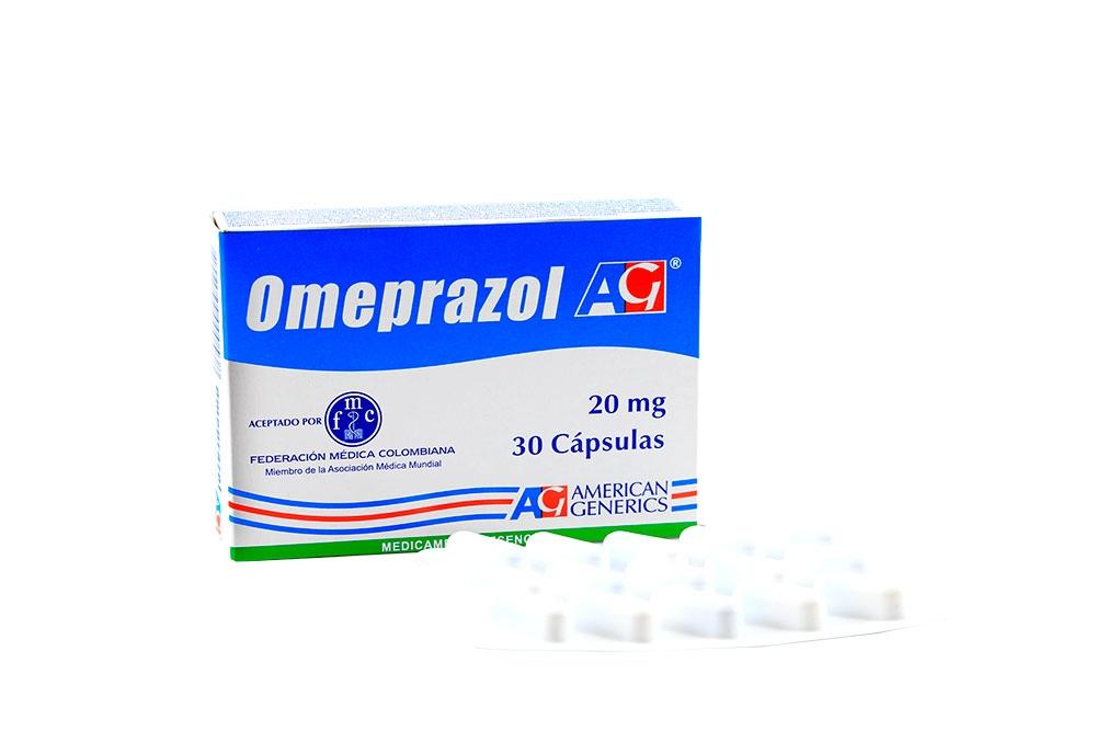 0meprazol 20 mg