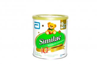 Similac 2 Lactantes De 6 a 12 Meses Tarro Con 400 g