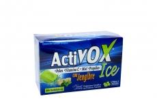 Activox Caja Con 12 Sobres Con 4 Masticables – Con Jenjibre