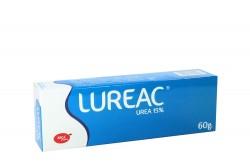 Lureac 15% Crema Para Resequedad Caja Con Tubo Con 60 g