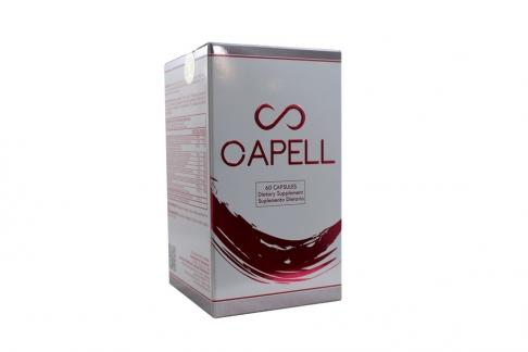 Capell Frasco Con 60 Cápsulas