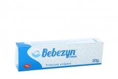 Crema Bebezyn Caja Con Tubo Con 30 g