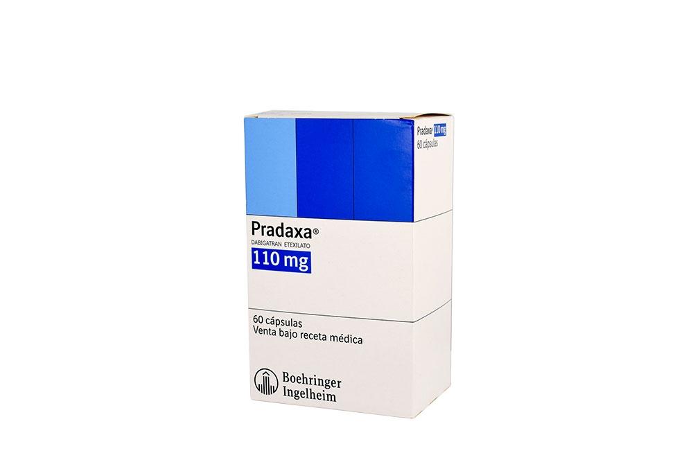 Pradaxa 110 mg Caja Con 60 Cápsulas Rx
