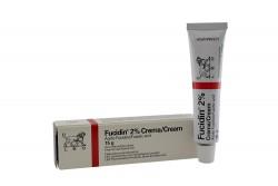 Fucidin 2 % Crema 20 mg Caja Con Tubo Con 15 g Rx2