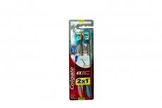 Cepillo Dental Colgate Interdental Mayor Alcance Empaque Con 2 Unidades