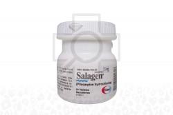 Salagen 5 mg Frasco Con 20 Tabletas Recubiertas Rx4