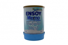 Ensoy Memo Polvo 800 / 480 / 170 mg Tarro Con 400 g - Sabor Vainilla