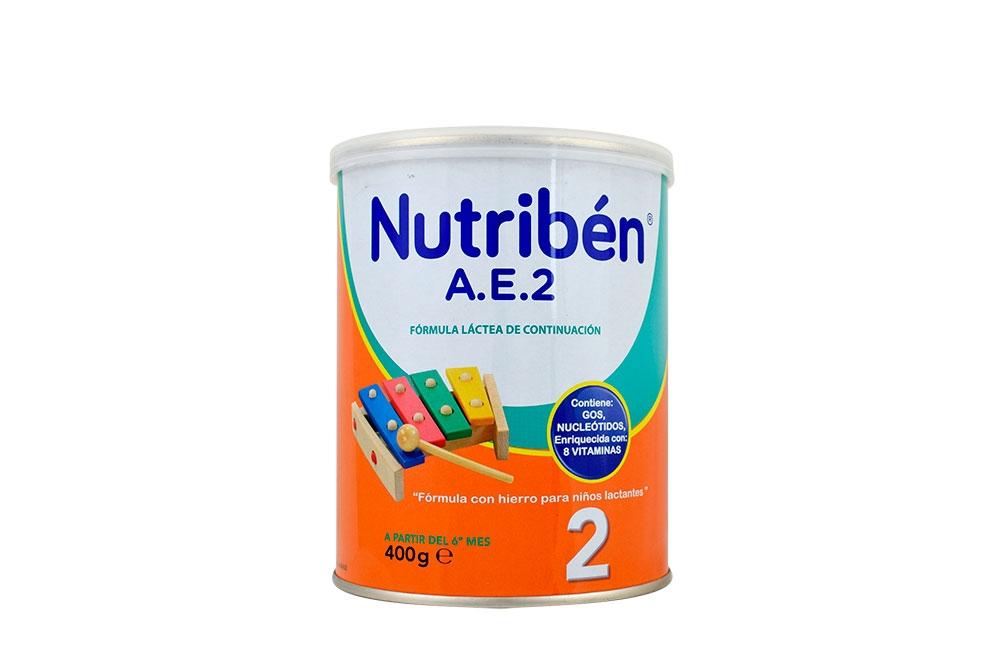 Nutriben A.E 2 Frasco Con 400 g