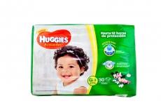 Huggies Active Sec Pañal g Etapa 3 X 30 Ui.